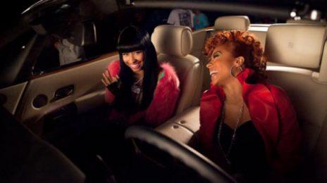 New Video: Keyshia Cole - 'I Ain't Thru (Ft. Nicki Minaj)'