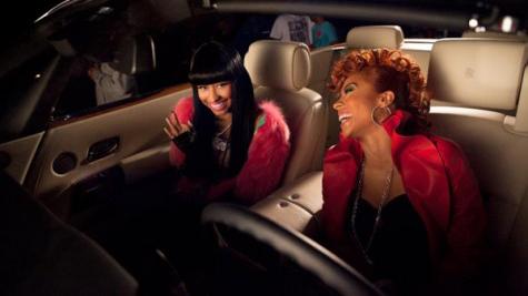 keyshia nicki New Video: Keyshia Cole   I Aint Thru (Ft. Nicki Minaj)