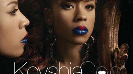 Keyshia Cole Reveals 'Calling All Hearts' Album Cover