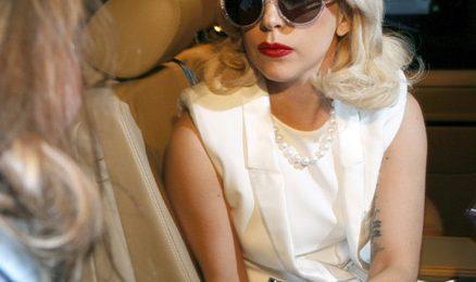 Hot Shot: Lady GaGa Signs Autographs In Austria