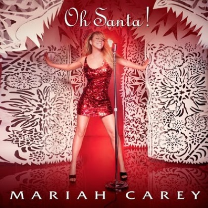 mariah oh santa e1288660705760 Sneak Peek: Mariah Careys Oh Santa Video
