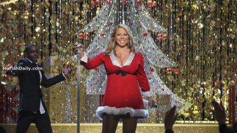 Hot Shots: Mariah Carey Dazzles In Christmas Special