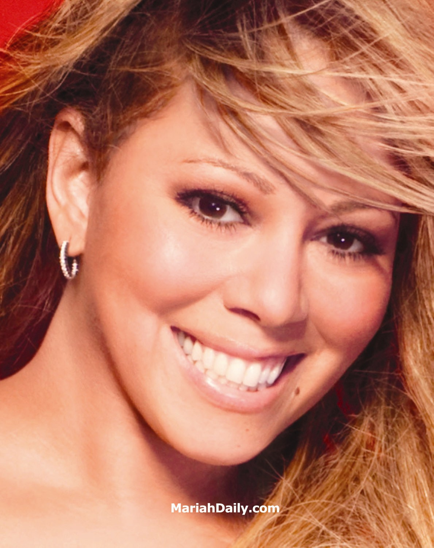 mariah3 Hot Shots: Mariah Carey Reveals New Merry Christmas II You Promo Shots