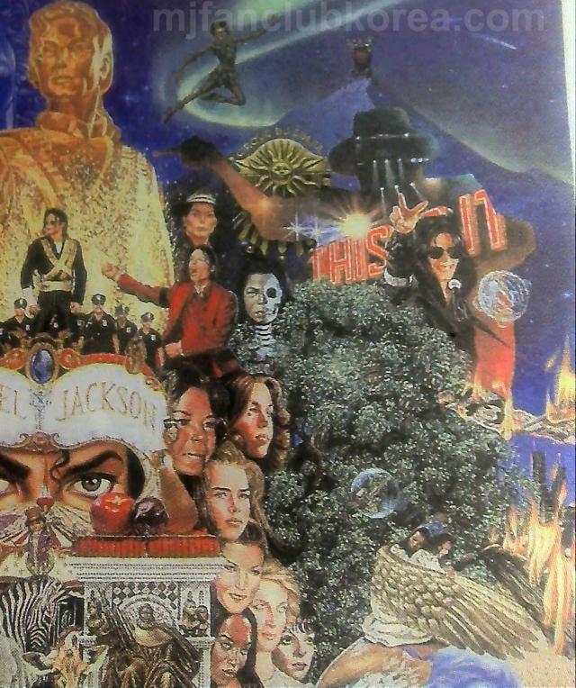 mj 0 Michael Album Artwork Unwrapped