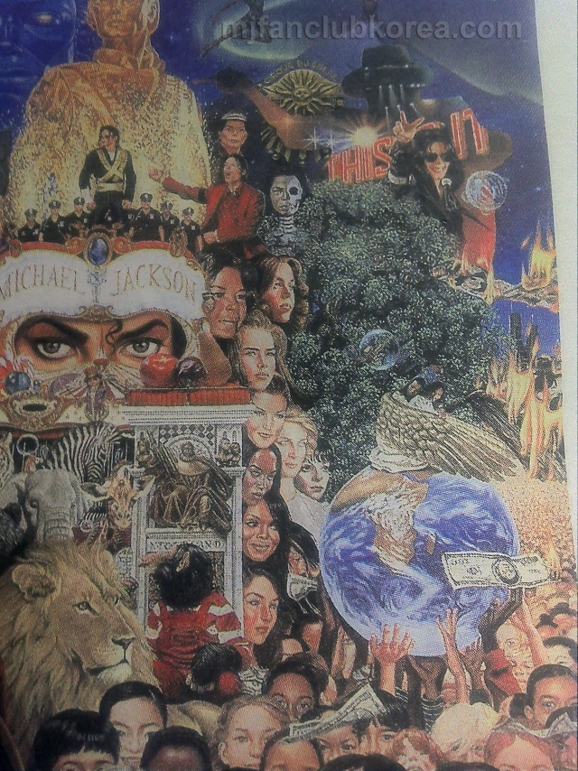 mj 6 Michael Album Artwork Unwrapped