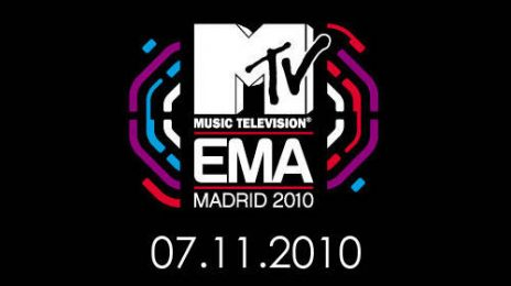 2010 MTV EMA: Winners