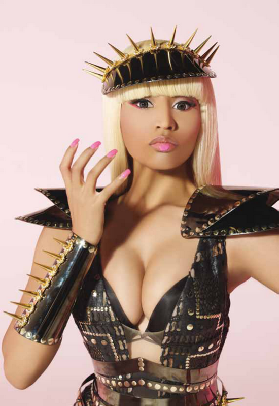 nick1 Nicki Minaj Discuss Double Standards In The Industry