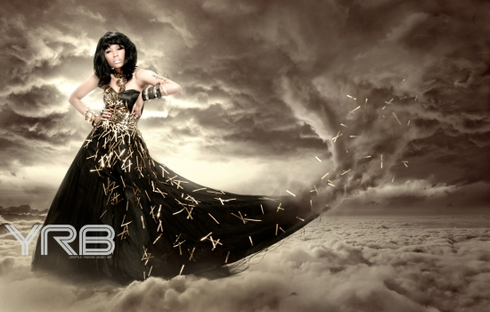nicki minaj yrb 3 Hot Shots: Nicki Minaj Poses For YRB