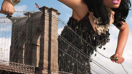 Hot Shot: Nicki Minaj 'Crushes The Competition' In Ebony Magazine