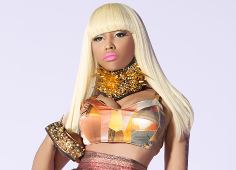 nicki11 Nicki Minaj Performs Right Thru Me On Wendy Williams