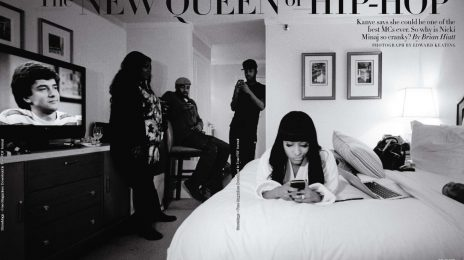 """Rolling Stone Proclaims Nicki Minaj """"The New Queen Of Hip-Hop"""""""