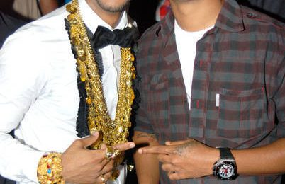 Hot Shots: Omarion & J-Boog Reunite