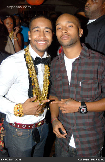 Omarion and J-Boo