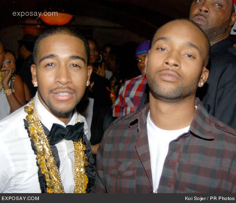 omarion jb Hot Shots: Omarion & J Boog Reunite