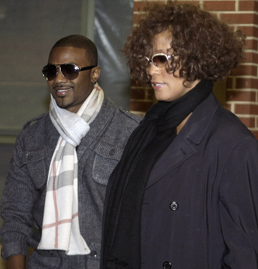 rayjwhitney2 e1289676325356 Quote of The Day: Ray J On Whitney Houston Relationship
