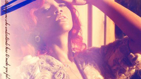 Rihanna Performs On 'GMA'