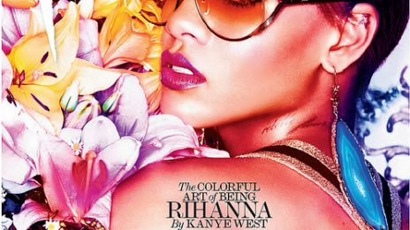 Rihanna Covers Interview Magazine
