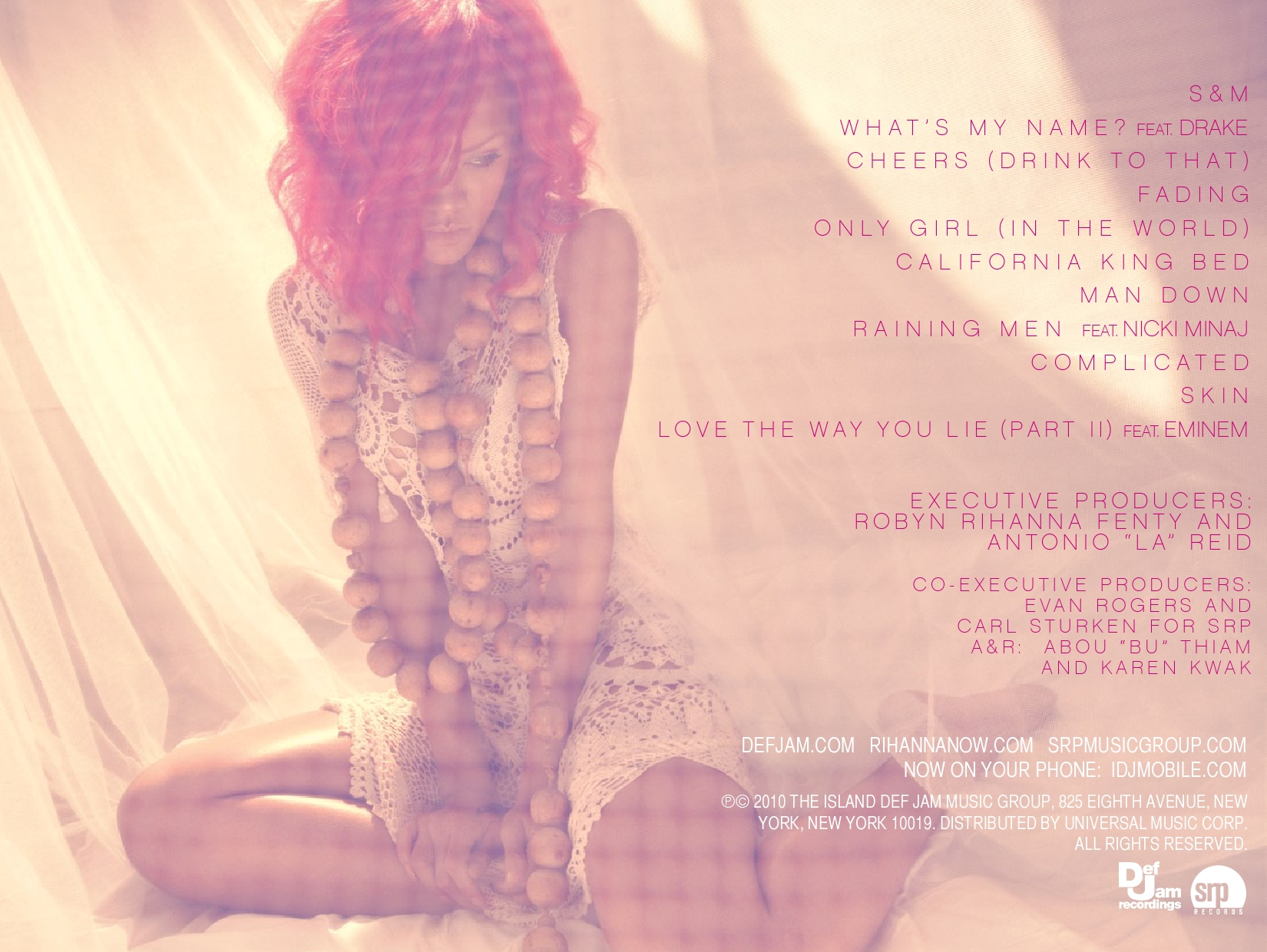 rihanna41 Rihannas Loud Album Unwrapped