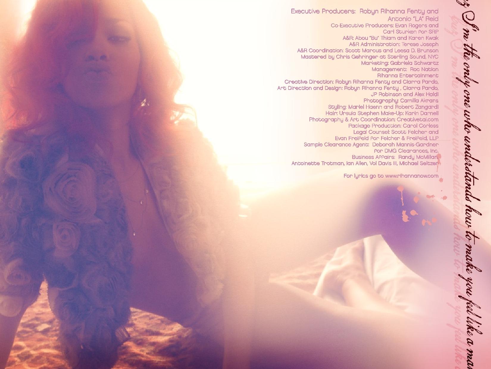 rihanna6 Rihannas Loud Album Unwrapped