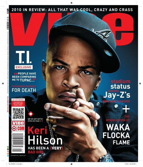 tip T.I Opens Up To VIBE About Drug Habit