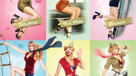 Nicki Minaj, Katy Perry & Keri Hilson Pose For 'VH1 Divas' Poster
