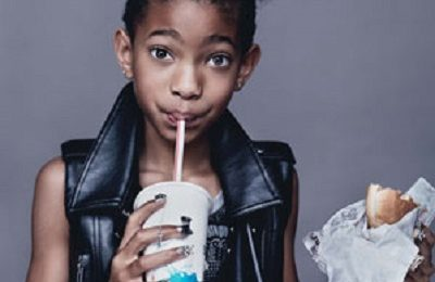 Behind The Scenes: Willow Smith's 'Sunday Times' Shoot