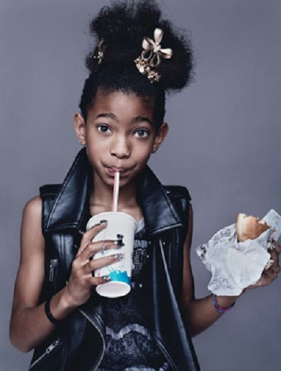 willow w mag Willow Smith Does W Magazine