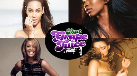 The Best You Never Heard: Beyonce, Brandy, Whitney Houston, & Mariah Carey