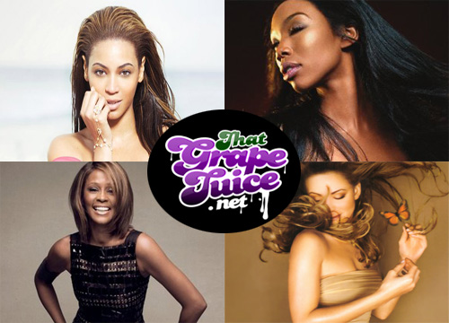 best u never 9 The Best You Never Heard: Beyonce, Brandy, Whitney Houston, & Mariah Carey