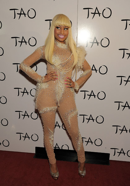 bickibirthday2 Hot Shots: Nicki Minaj Celebrates Birthday In Vegas