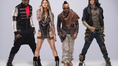The Black Eyed Peas Get 'Dirty' At Kids' Choice Awards