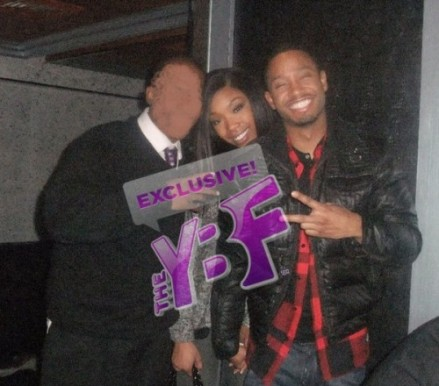 brandy t e1291995518536 Hot Shot: Brandy and Terrance Spotted Together   Again