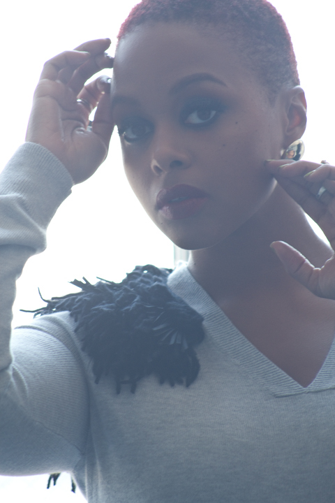 cmichele 547 Exclusive Hot Shots: Chrisette Michele Shines In New Interview