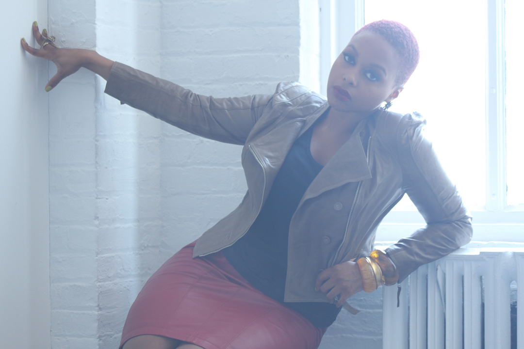cmichele 583 Exclusive Hot Shots: Chrisette Michele Shines In New Interview