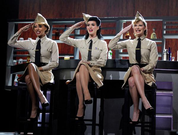 divas katy Hot Shots: VH1 Divas 2010 Rehearsals