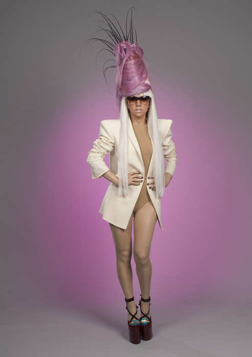gaga amsterdam Hot Shots: Lady GaGa Immortalised At Madame Tussauds