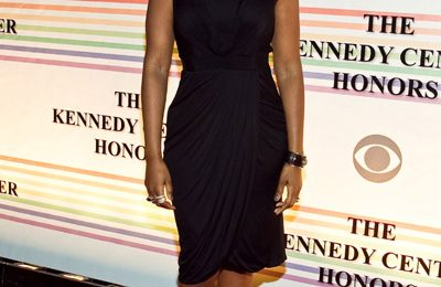 Hot Shots: Jennifer Hudson At The 33rd Annual Kennedy Center Honors