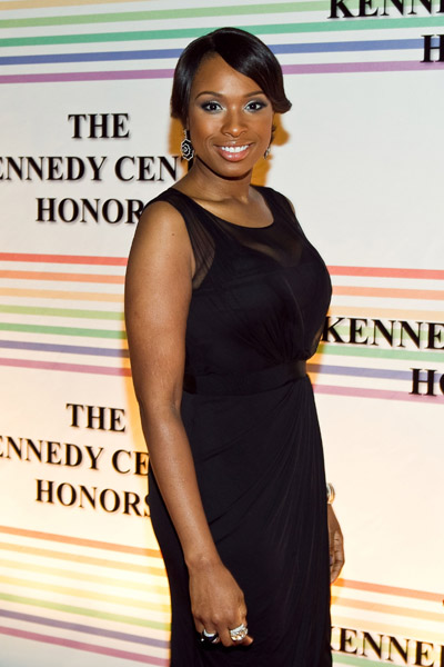 jenniferhudson2 Hot Shots: Jennifer Hudson At The 33rd Annual Kennedy Center Honors