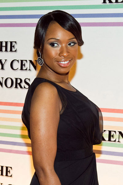 jenniferhudson3 Hot Shots: Jennifer Hudson At The 33rd Annual Kennedy Center Honors