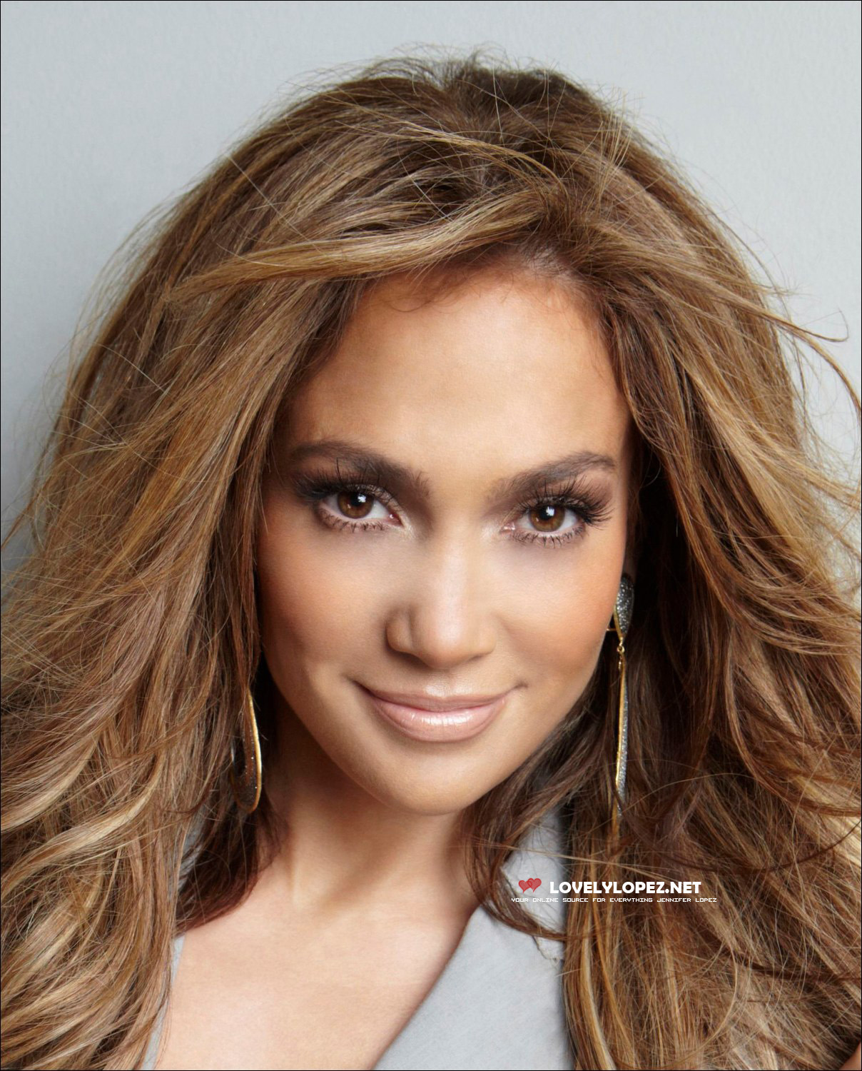 jlo natural hair color
