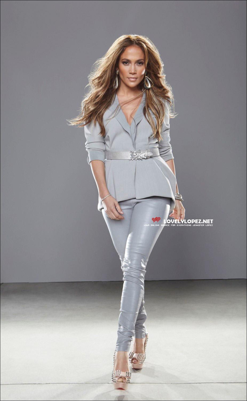 jlo2 New Jennifer Lopez American Idol Promo Pics