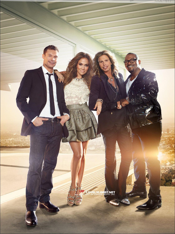 jlo4 New Jennifer Lopez American Idol Promo Pics