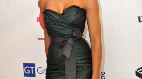 Hot Shots: Kelly Rowland At Christmas Gala