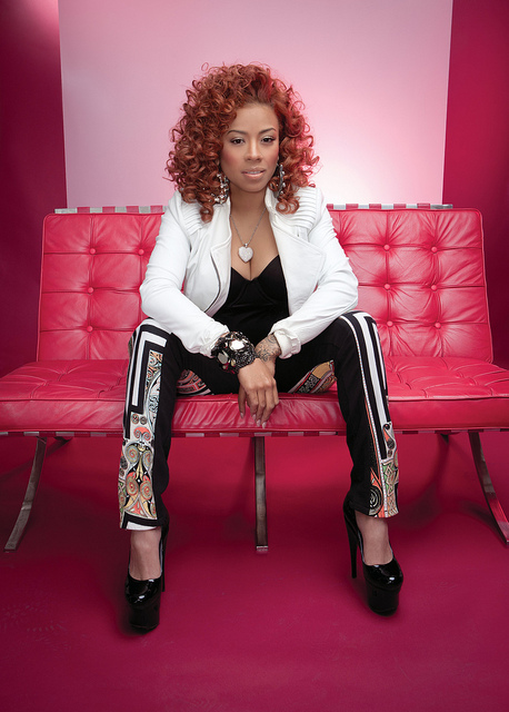 keyshiacole Keyshia Cole Performs On 106 & Park