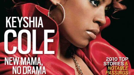 Hot Shot: Keyshia Cole Covers JET Magazine