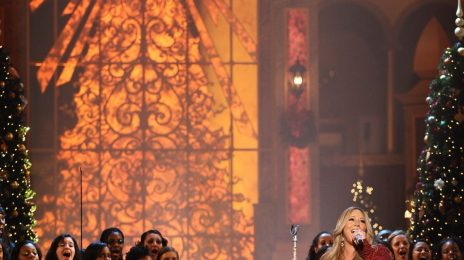 Hot Shots: Mariah, Maxwell & Others Perform In Washington