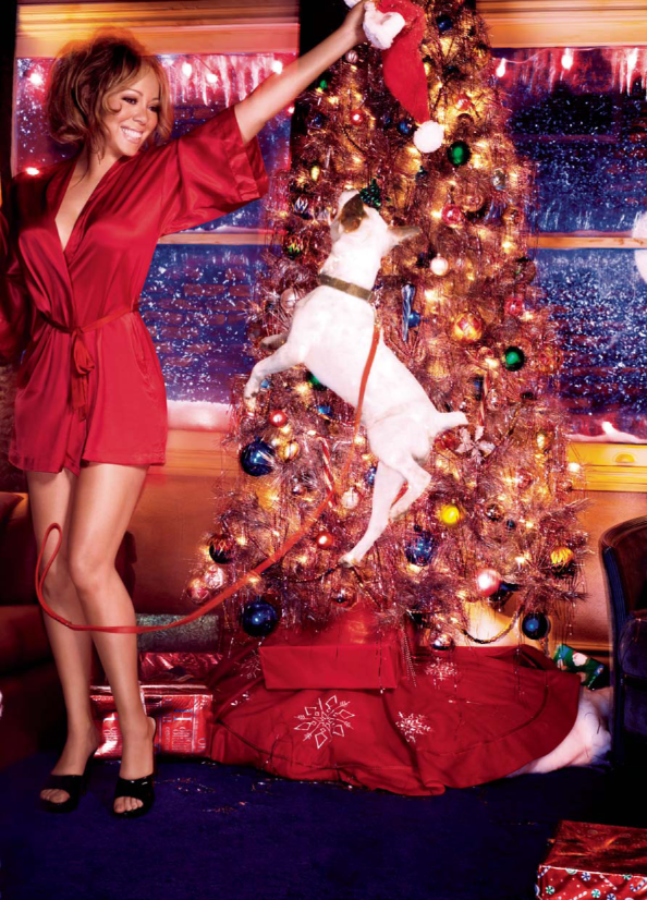 New Song: Mariah Carey - 'Oh Santa'/'All I Want For ...