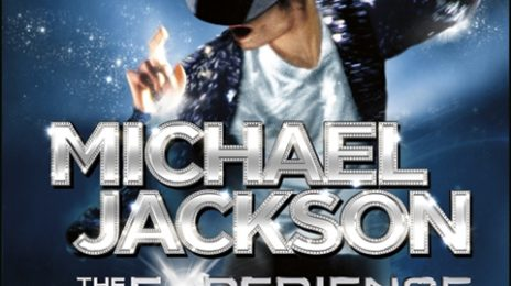 Competition: Win 'Michael Jackson: The Experience' Game!