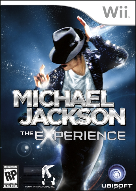 michael jackson ubisoft Competition: Win Michael Jackson: The Experience Game!