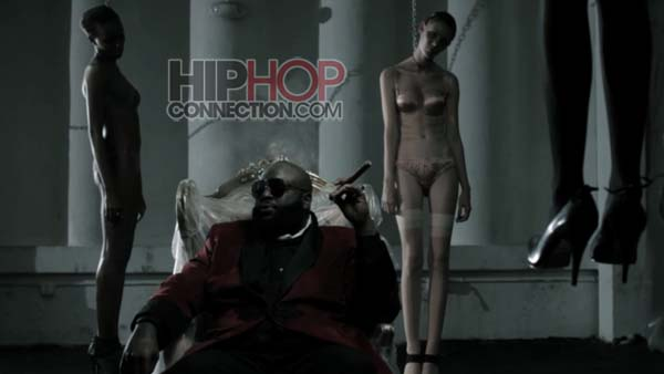 monster5 Hot Shots: Kanye Wests Monster (Ft. Rick Ross, Jay Z & Nicki Minaj) Video Stills